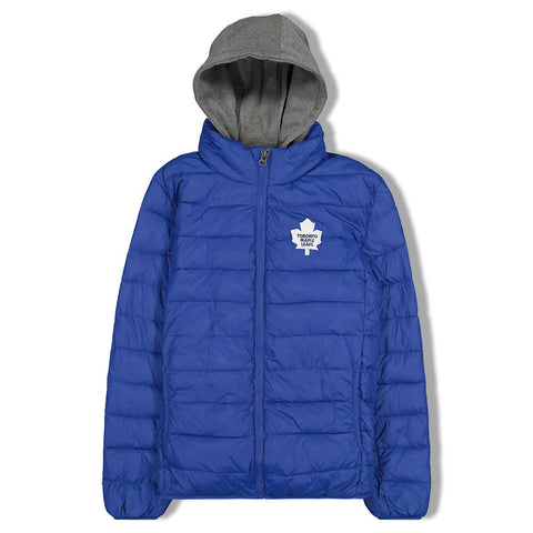 GIII MEN'S TORONTO MAPLE LEAFS 3 POINT JACKET