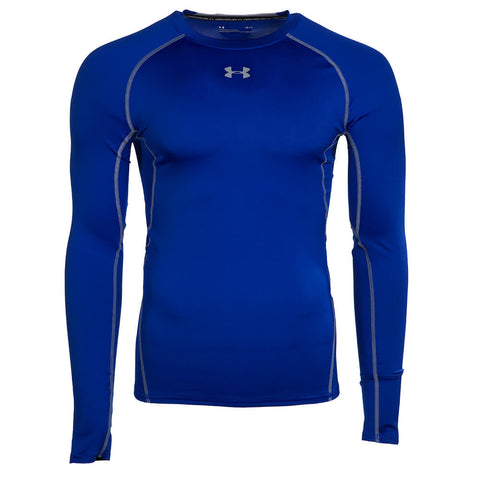 UNDER ARMOUR M HG ARMOUR COMP LS ROYAL