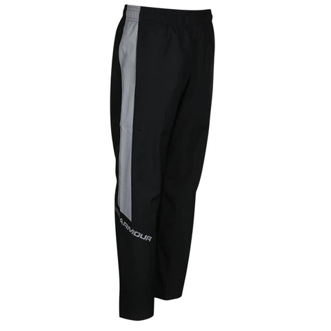 UNDER ARMOUR YOUTH MAIN ENFORCER WOVEN PANT BLACK