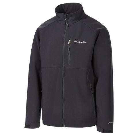 COLUMBIA MENS HEAT MODE II SOFTSHELL JACKET