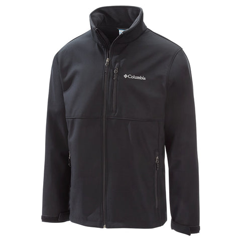 COLUMBIA M ASCENDER SS JKT BLACK