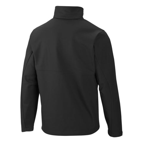 COLUMBIA MEN'S ASCENDER SOFTSHELL JACKET BLACK