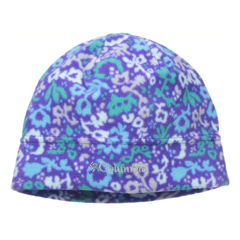 COLUMBIA YOUTH GLACIAL FLEECE BEANIE PURPLE