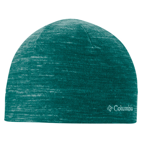 COLUMBIA WOMEN'S GLACIAL FLEECE HAT GREEN SPACEDYE