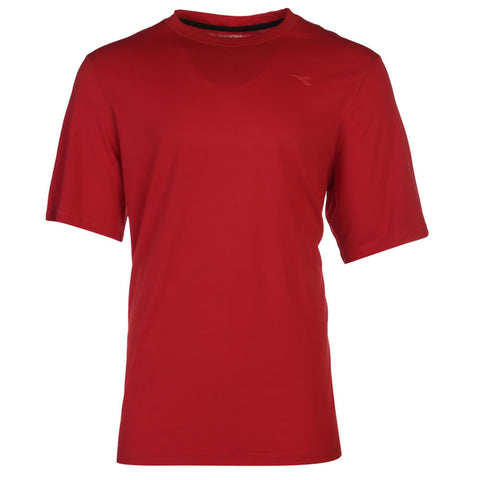 DIADORA MEN'S TRAINING TECH TOP RISK RED