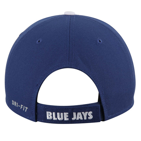 b2e594a6262d7 ... NIKE MEN S TORONTO BLUE JAYS DRIFIT WOOL CLASSIC CAP ROYAL
