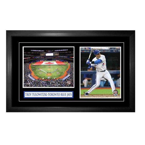 FRAMEWORTH DOUBLE FRAMED 8X10 TULOWITZKI