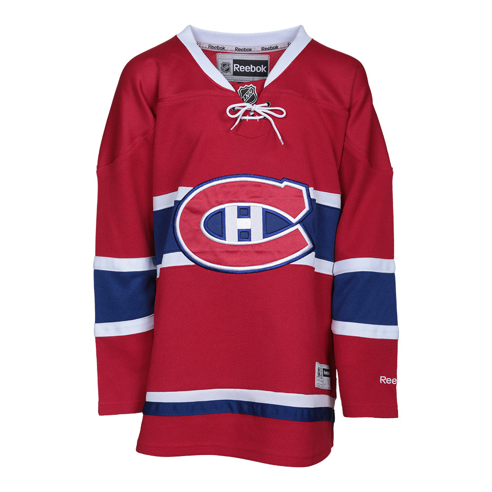 1d6427421c4 REEBOK YOUTH MONTREAL CANADIENS HOME JERSEY – National Sports