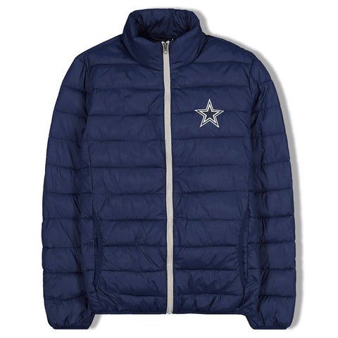 GIII MEN'S DALLAS COWBOYS PACKABLE JACKET
