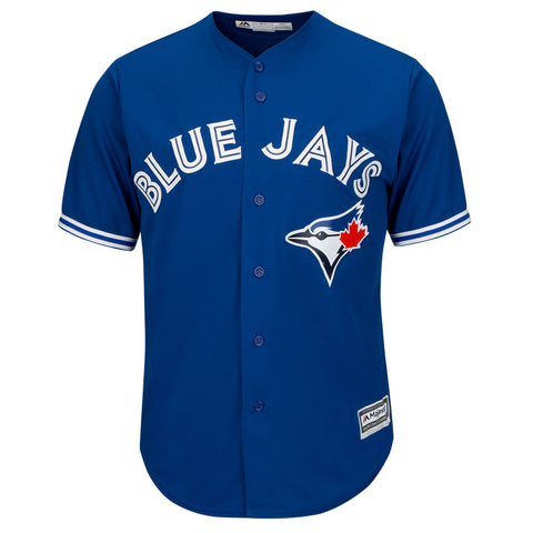 MAJESTIC 4-7 TORONTO BLUE JAYS ALTERNATE MARTIN JERSEY ROYAL