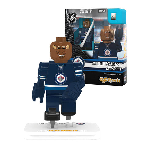 OYO SPORTS NHL MASCOT MOOSE
