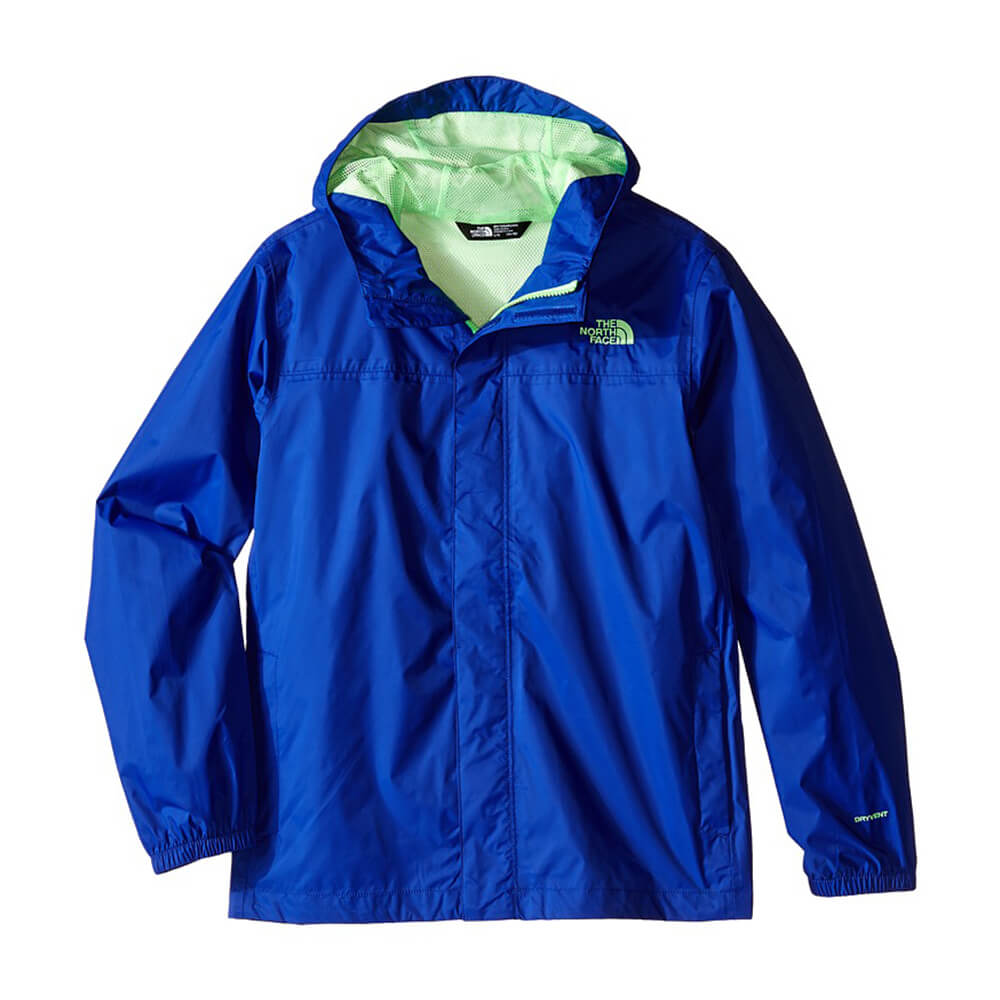 0dfd7cd54 THE NORTH FACE YOUTH ZIPLINE RAIN JACKET BLUE – National Sports