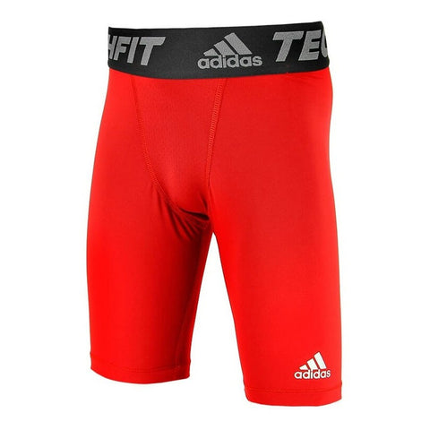 ADIDAS B TECH FIT BASE SHORT RED