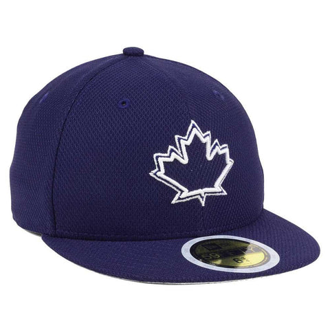 NEW ERA YOUTH TORONTO BLUE JAYS 5950 BATTING PRACTICE HAT