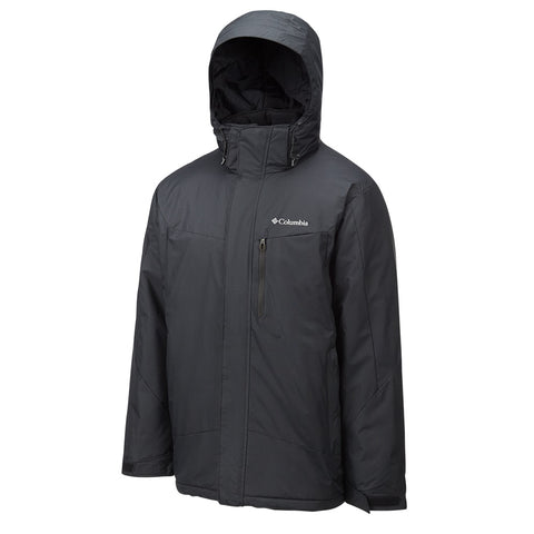 COLUMBIA M HORIZON PIPE WP JKT BLK