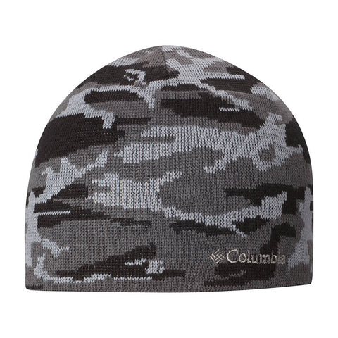 COLUMBIA YOUTH REVERSIBLE URBANIZATION BEANIE BLACK