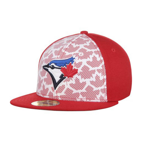 NEW ERA 2016 TORONTO BLUE JAYS JULY 4TH 5950 CAP