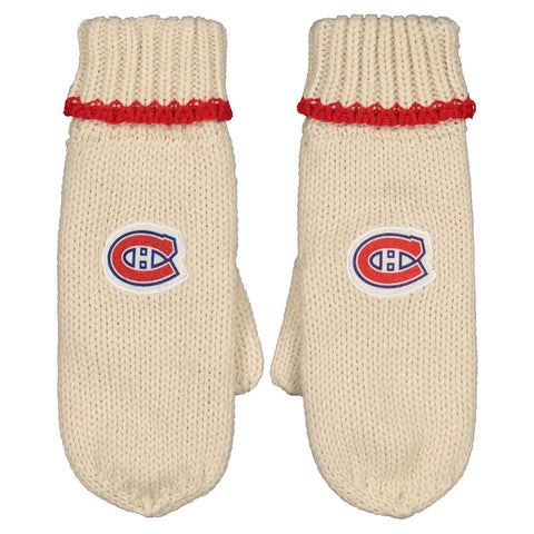 GERTEX WOMEN'S MONTREAL CANADIENS FASHION MITTS