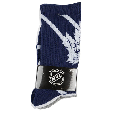 GERTEX YOUTH TORONTO MAPLE LEAFS 3PK CREW SOCKS