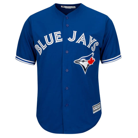 MAJESTIC YOUTH TORONTO BLUE JAYS ALTERNATE STROMAN JERSEY ROYAL