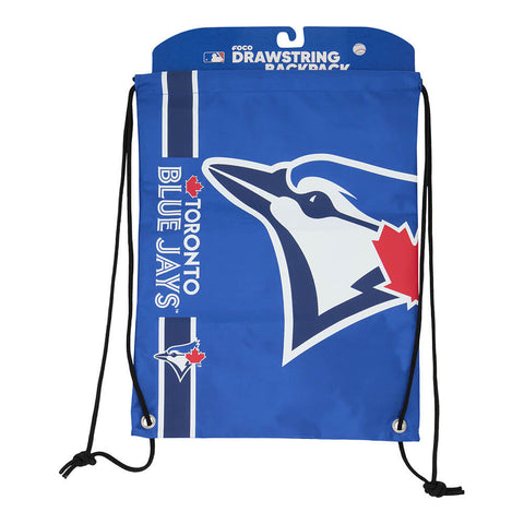 FOREVER COLLECTIBLES JAYS DRAWSTRING LOGO BAG