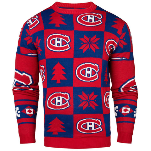 KLEW NHL PATCHES 2.0 SWEATER