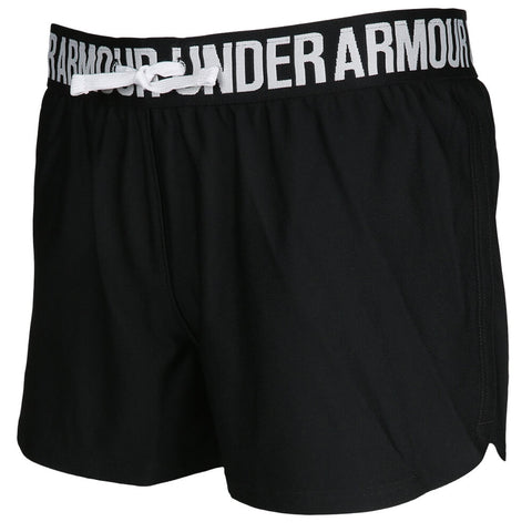 UNDER ARMOUR G PLAY UP SHORT BLACK