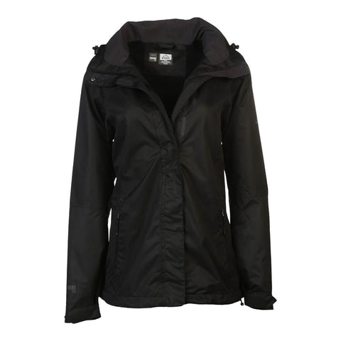 MCKINLEY WOMEN'S TERANG SHELL JACKET BLACK