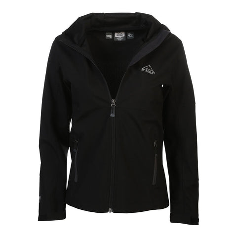 MCKINLEY YOUTH MELMAN SOFTSHELL JACKET BLACK