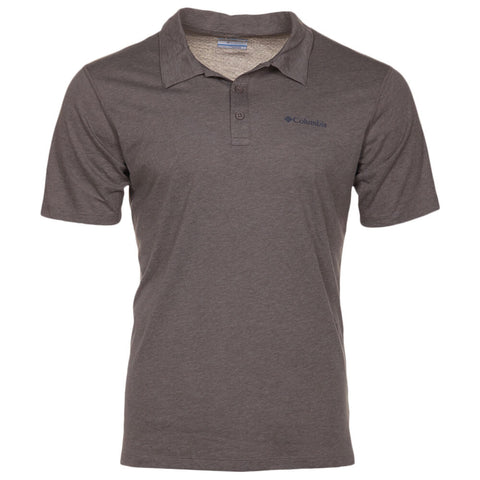 COLUMBIA MEN'S SILVER RIDGE ZERO POLO