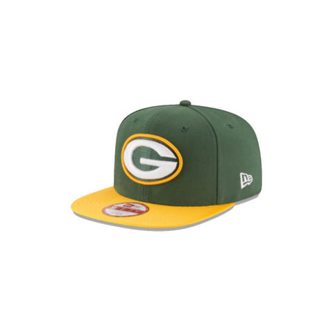 NEW ERA YOUTH GREEN BAY PACKERS SIDELINE 950 HAT