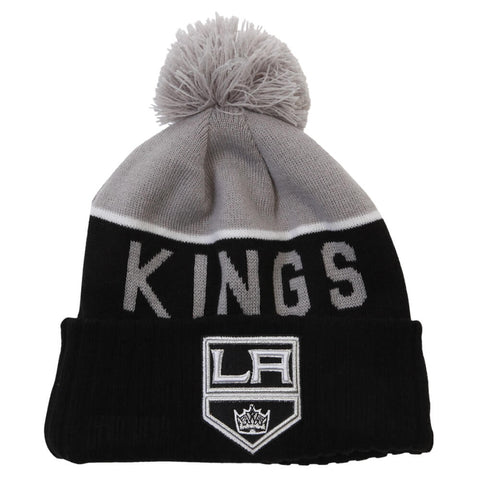 NEW ERA MEN'S LOS ANGELES KINGS NE15 SPORT KNIT TOQUE