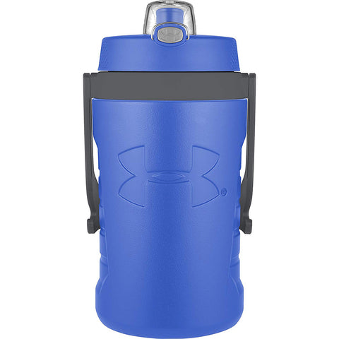 UNDER ARMOUR 64OZ FOAM INSULATED BOTTLE BLUE