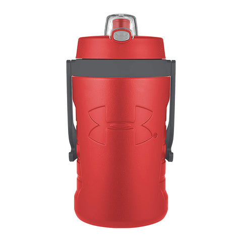 UNDER ARMOUR 64OZ FOAM INSULATED BOTTLE RED