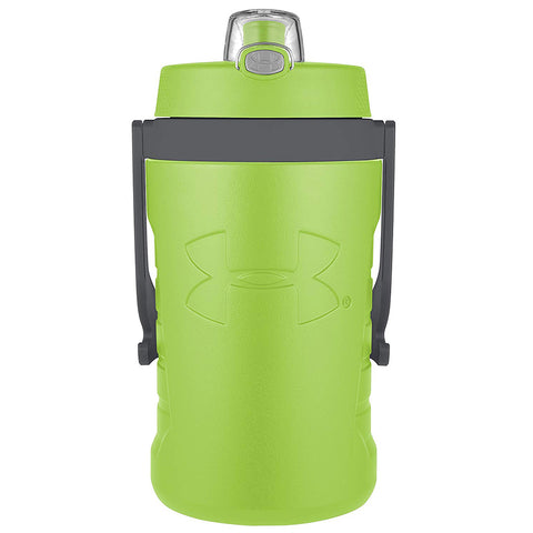 UNDER ARMOUR 64OZ FOAM INSULATED BOTTLE GREEN