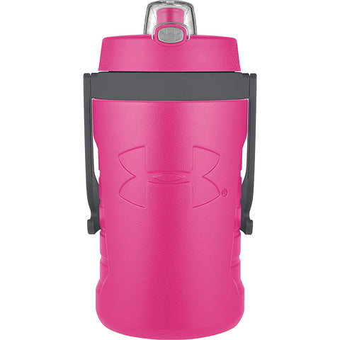 UNDER ARMOUR 64OZ FOAM INSULATED BOTTLE PINK