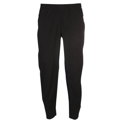 ADIDAS MEN'S WORKOUT WOVEN PANTS BLACK