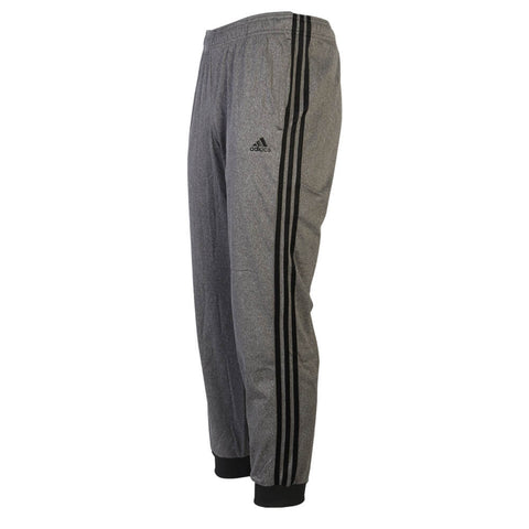 ADIDAS MEN'S 3S TRICOT PANT DARK GREY HEATHER