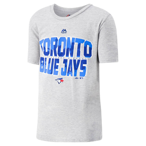 MAJESTIC YOUTH TORONTO BLUE JAYS BIG CITY TOP