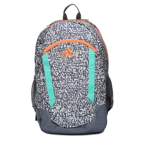 ADIDAS EXCEL II BACKPACK WHITE/ORANGE/MINT