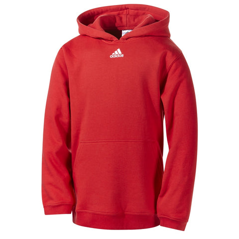 ADIDAS CANADA YTH TEAM HOODY RED