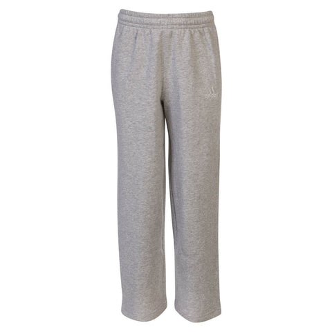 ADIDAS YOUTH TEAM FLEECE PANT GREY