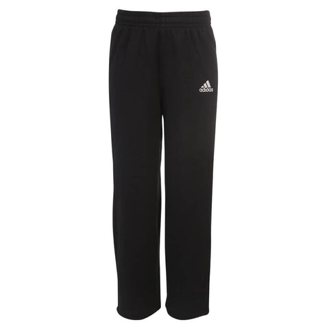ADIDAS YOUTH TEAM FLEECE PANT BLACK