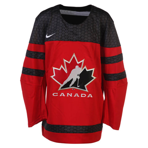 NIKE YOUTH TEAM CANADA REPLICA JERSEY RED