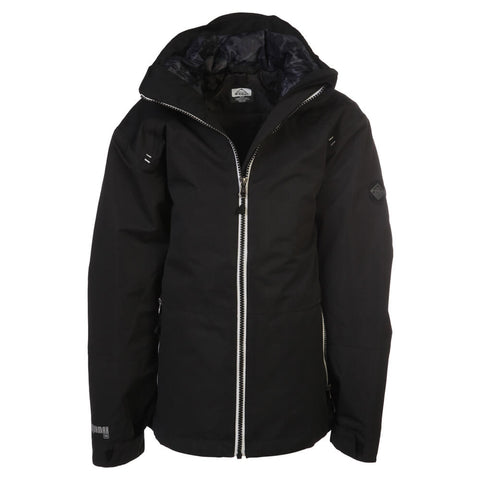 MCKINLEY BOYS LIAM 3 IN 1 INSULATED JACKET