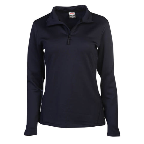 MCKINLEY WOMEN'S ROKO MIDLAYER FLEECE BLACK IRIS