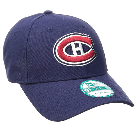 NEW ERA MEN'S MONTREAL CANADIENS THE LEAGUE CAP