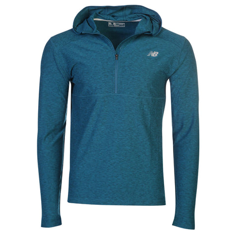 NEW BALANCE MEN'S SPACEDYE HOODY CSY