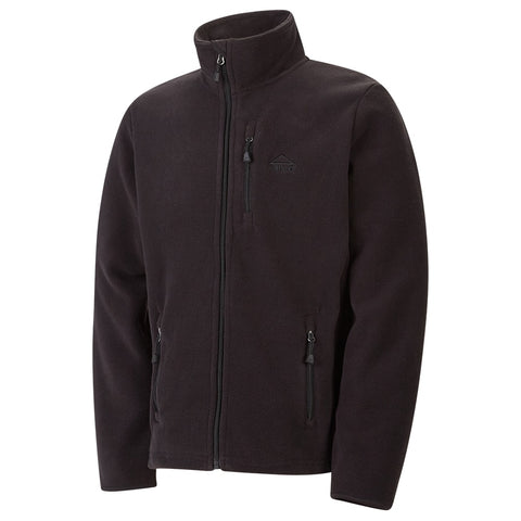 MCKINLEY B COARI FLEECE JACKET BLACK