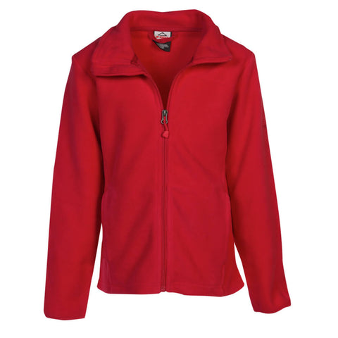 MCKINLEY GIRLS VALENCA FLEECE JACKET PINK